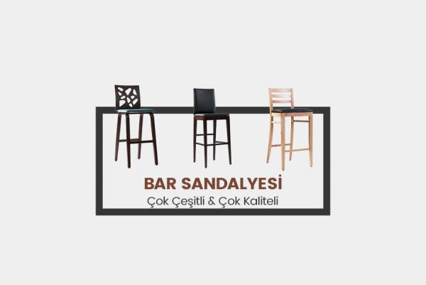 Bar Sandalyeleri