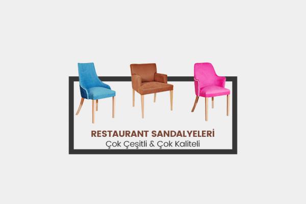 Restoran Sandalyeleri