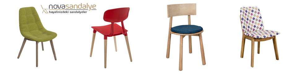 Sandalye İç ve Dış Mekân Modelleri, Sandalye Modelleri