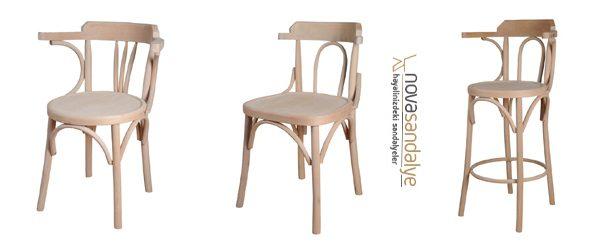 thonet sandalye çeşitleri, thonet sandalyeleri, thonet sandalye modelleri