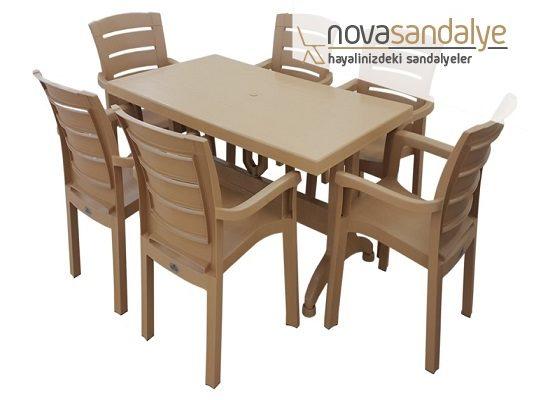 Plastik Masa Sandalye Fiyatları