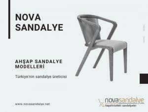 Ahşap Sandalye Modelleri