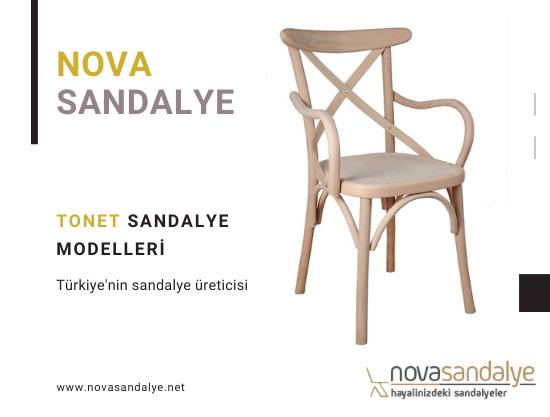 Tonet sandalye modelleri